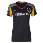 LA Galaxy 2014 Women's Third Soccer Jersey