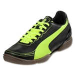 PUMA evoSPEED 5.2 IT JR (Black/Fluorescent Yellow)