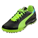 PUMA evoSPEED 4.2 TT (Black/Fluorescent Yellow)