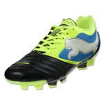 PUMA PowerCat 3.2 FG (Black/Fluo Yellow/White)