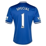 Chelsea 13/14  1 SPECIAL Home Soccer Jersey