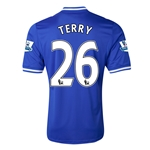 Chelsea 13/14 26 TERRY Home Soccer Jersey