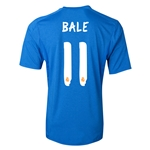 Real Madrid 13/14 BALE Away Soccer Jersey