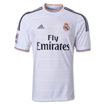 Real Madrid 13/14 Jersey de Futbol Local