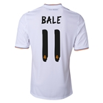 Real Madrid 13/14 BALE Jersey de Futbol Local