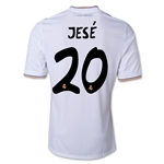 Real Madrid 13/14 JESE Home Soccer Jersey