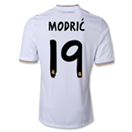 Real Madrid 13/14 MODRIC Jersey de Futbol Local