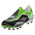 Lotto Zhero Gravity III 100 FG (Black/Metal Neon Green)