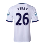 Chelsea 13/14 26 TERRY Away Soccer Jersey