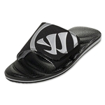 Warrior Adonis Slide Sandal (Black)