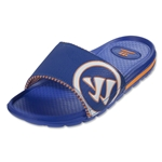 Warrior Burn Slide Sandal (Blue)