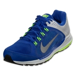 Nike Zoom Elite+ 6-Hyper Running Shoe (Blue/Pure Platinum/Volt/Reflect Silver)