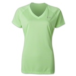 Under Armour Women Twisted Tech T-Shirt (Green)