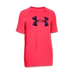 Under Armour Tech Youth Big Logo T-Shirt