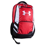 Under Armour Hustle Backpack (Red)