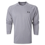 Under Armour Tech LS T-Shirt (Gray)