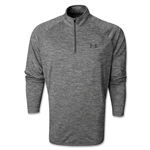 Under Armour Tech 1/4 Long Sleeve T-Shirt (Gray)