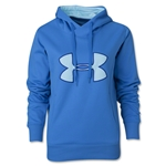 Under Armour Fleece Storm Women's Big Logo Hoody (Teal)