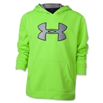 Under Armour Youth Fleece Storm Big Logo Hoody