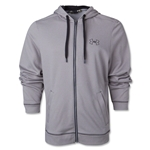Under Armour Tech Fleece Full Zip Hoody (Gray)