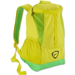 Nike Soccer Shield Compact Backpack (Yellow)