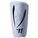 Warrior Gambler Shinguard (White/Black/Silver)
