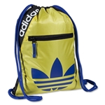 adidas Originals Icons Sackpack (Yellow/Royal)