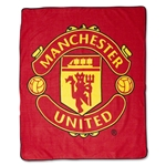 Manchester United Fleece Blanket
