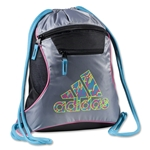 adidas Momentum Sackpack (Gray)