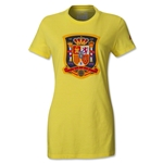Spain Women's Road to Brazil T-Shirt