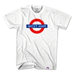 West Ham London Underground T-Shirt