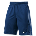 Nike Lax Vapor Short (Navy/White)