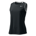 Nike Respect Sleeveless Women's Jersey (Blk/Wht)