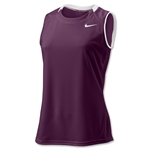 Nike Respect Sleeveless Women's Jersey (Maroon/Wht)