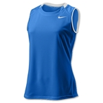 Nike Respect Sleeveless Women's Jersey (Roy/Wht)