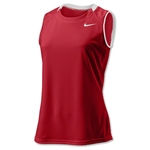 Nike Respect Sleeveless Women's Jersey (Sc/Wh)