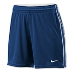 Nike Women's Respect Short (Navy/White)