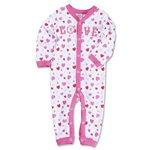 Chelsea Baby Girl Love Sleepsuit