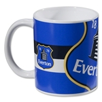 Everton Big Crest Mug