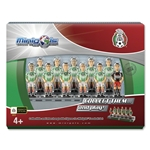 Mexico Foosball Set Figures (Pack 11)