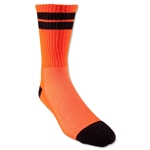 Adrenaline J-Train Eclipse Sock (Org/Blk)