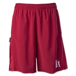 Adrenaline Gametime River Short (Red)