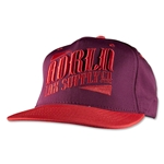 Adrenaline Supply Co 2 Hat (Red)