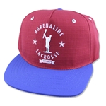 Adrenaline Era Hat (Navy/Red)