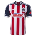 Chivas 13/14 Jersey de Futbol Local