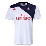 USA Rugby Supporter T-Shirt (Navy/White)
