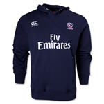 USA Rugby Supporter Hoody (Navy)