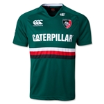 Leicester Tigers 13/14 Home Pro SS Rugby Jersey