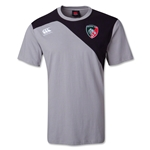 Leicester Tigers 13/14 Training T-Shirt