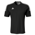 adidas Carlsbad Elite Home Jersey (Blk/Wht)